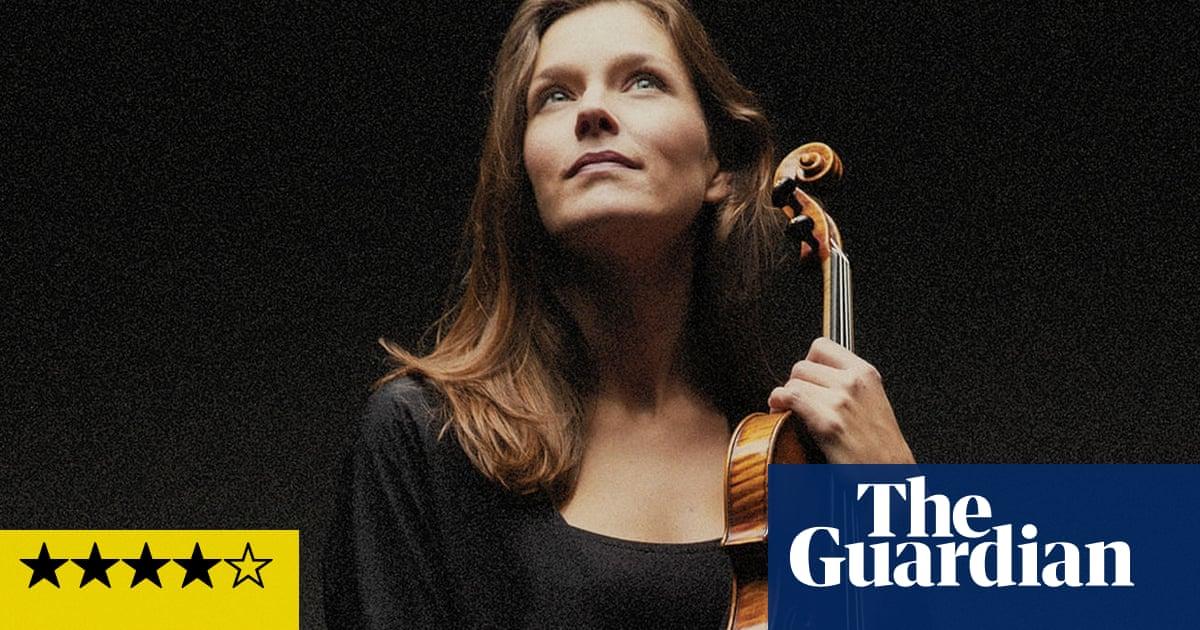 Janine Jansen: Falling for Stradivari review – violin virtuoso on a mission