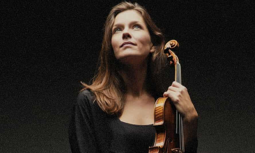 Janine Jansen in Falling for Stradivari