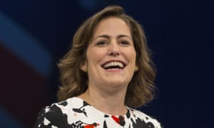Home Office minister Victoria Atkins