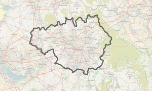 Greater Manchester Open Data Infrastructure Map