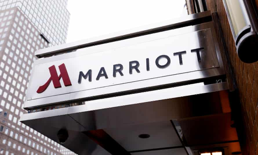 The Marriott hotel chain said 'We have taken the destructive events at the Capitol to undermine a legitimate and fair election into consideration' when pulling political funding.