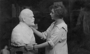 Sculptor and socialite Clare Sheridan was one of the fledgling MI5's most important suspects. Photograph: Ullstein Bild via Getty Images