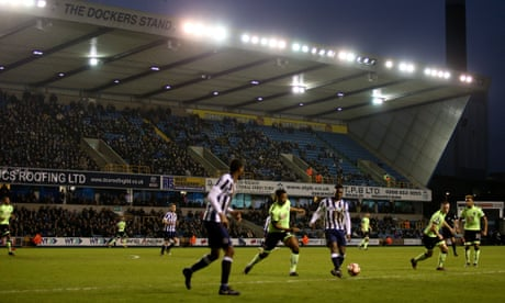 Vote on compulsory purchase of Millwall land dramatically postponed