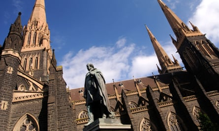 St Patricks Cathedral in Melbourne