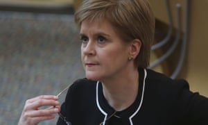 Nicola Sturgeon says evidence shows it would not be safe for schools in Scotland to reopen in June.