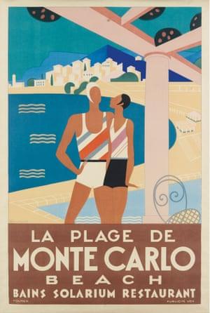 Michel Bouchaud, Monte Carlo, 1929