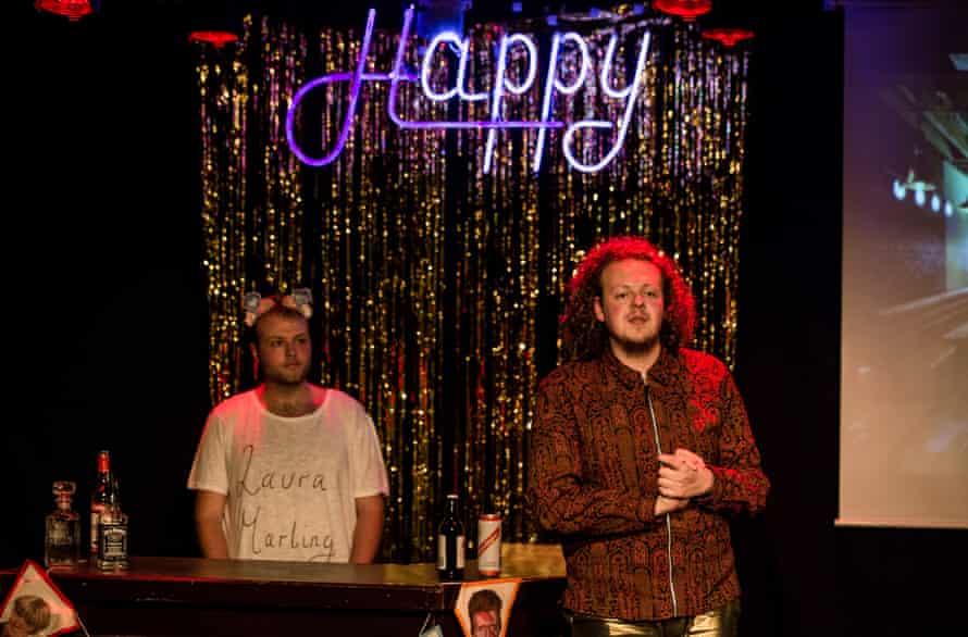 Jack Rooke in Happy Hour.