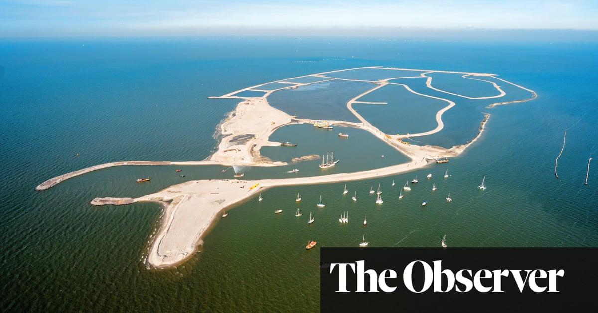 Marker Wadden, the manmade Dutch archipelago where wild birds reign