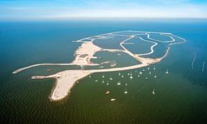 Marker Wadden, the manmade Dutch archipelago where wild