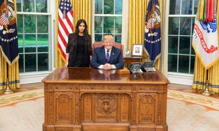 Kim Kardashian was invited to the White House last week to discuss prison reform.