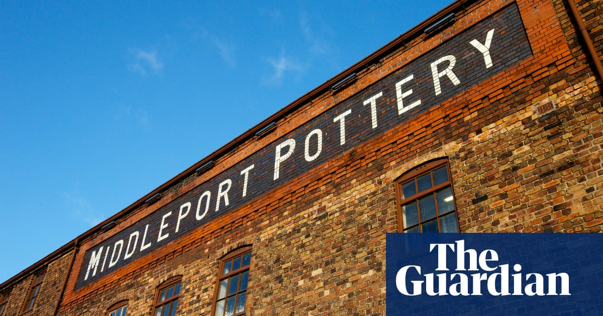 Putting pottery back on the cultural map