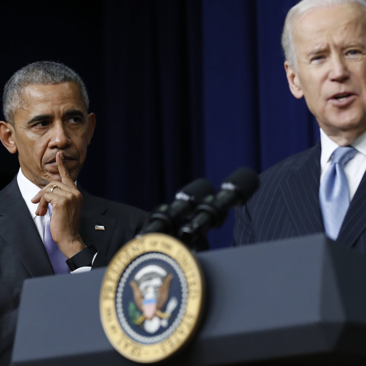 Joe Biden And Barack Obama Raise 11m In First 2020 Fundraiser Together Us News The Guardian