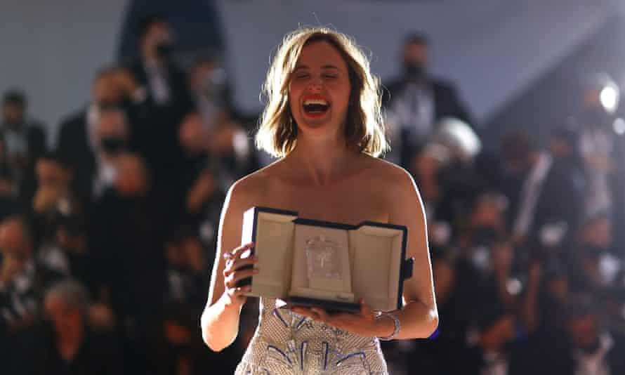Renate Reinsve in Cannes.