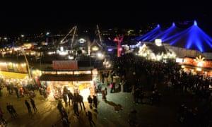 Munich, Tollwood winter festival