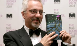 Alan Hollinghurst, winner of the Man Booker prize in 2004 for The Line of Beauty.