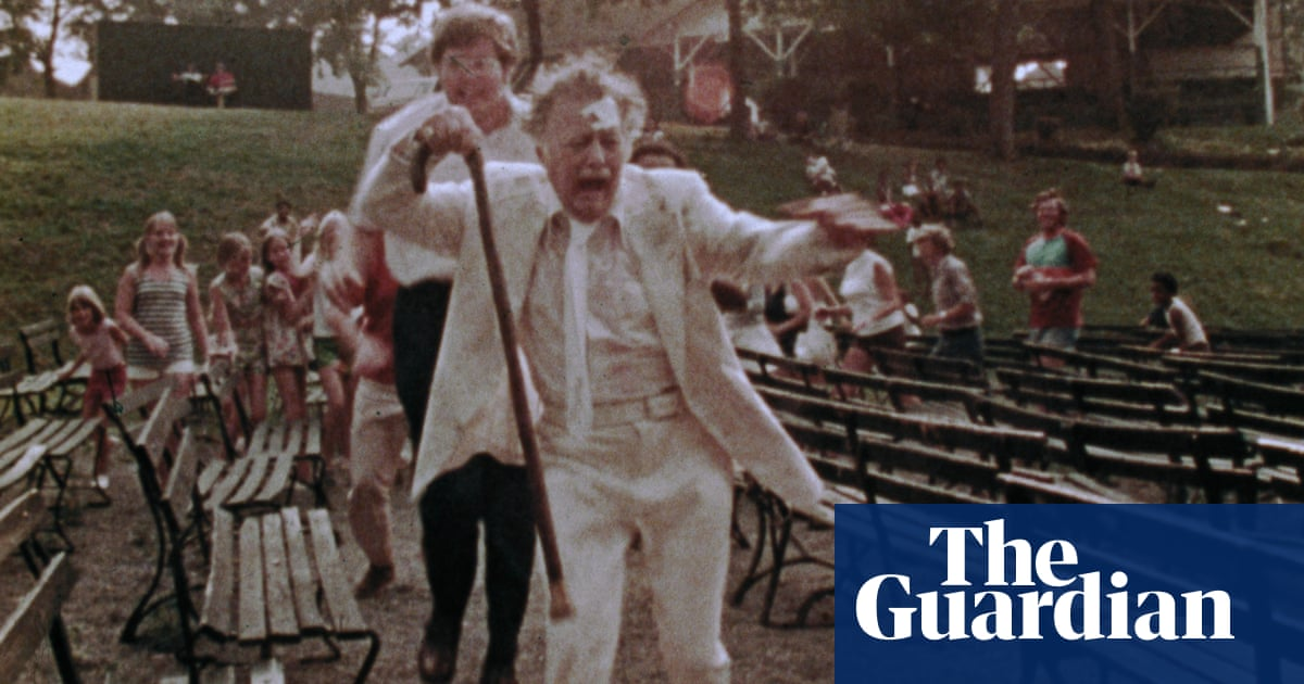 Golden oldie: the story behind George Romero's long-lost rebuke to ageism
