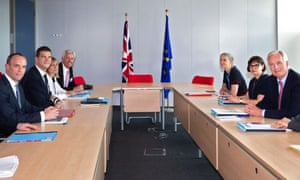 The meeting in Brussels on Thursday
