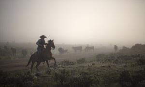 A '21st-century ranch is really land management', according to RuPaul, whose husband leases grazing rights to other landowners and mineral rights to oil companies.