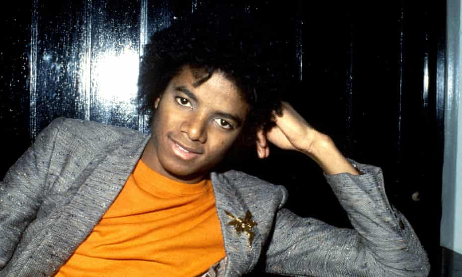 Michael Jackson promoting Off the Wall in 1980.