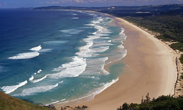 Byron Bay has become the first regional Australian city to commit to cutting its carbon emissions to zero.