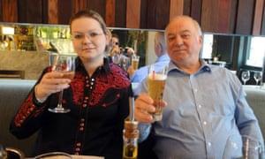 Yulia and Sergei Skripal