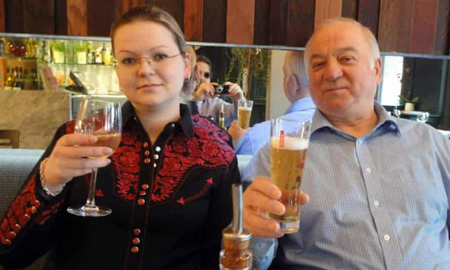 Former Russian spy critically ill after suspected poisoning, Salisbury, UK - 08 Mar 2018Rex Features Ltd. do not claim any Copyright or License of the attached image Mandatory Credit: Photo by REX/Shutterstock (9452103i) Sergei Skripal and Yulia Skripal Former Russian spy critically ill after suspected poisoning, Salisbury, UK - 08 Mar 2018 Photos are from an open social media site