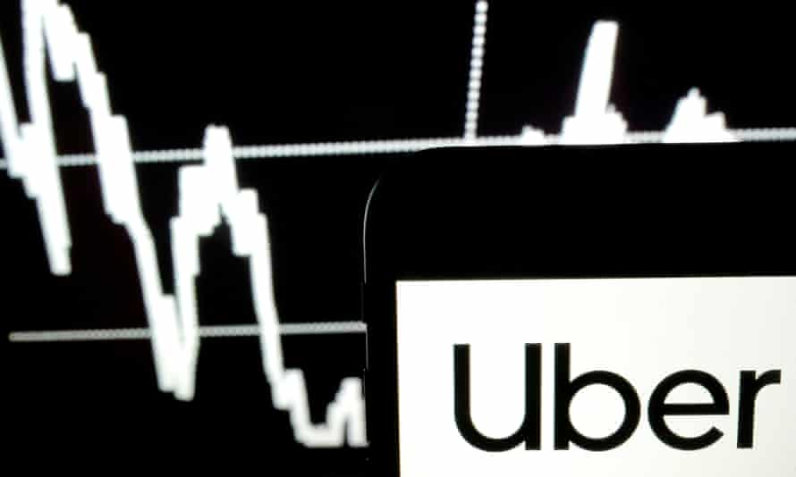 Uber's revenues rose 14% to $3.17bn in the second quarter, below analysts' expectations of $3.3bn.