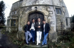 The Smiths in 1987