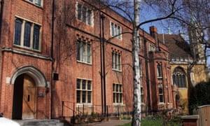 Ealing Abbey in West London