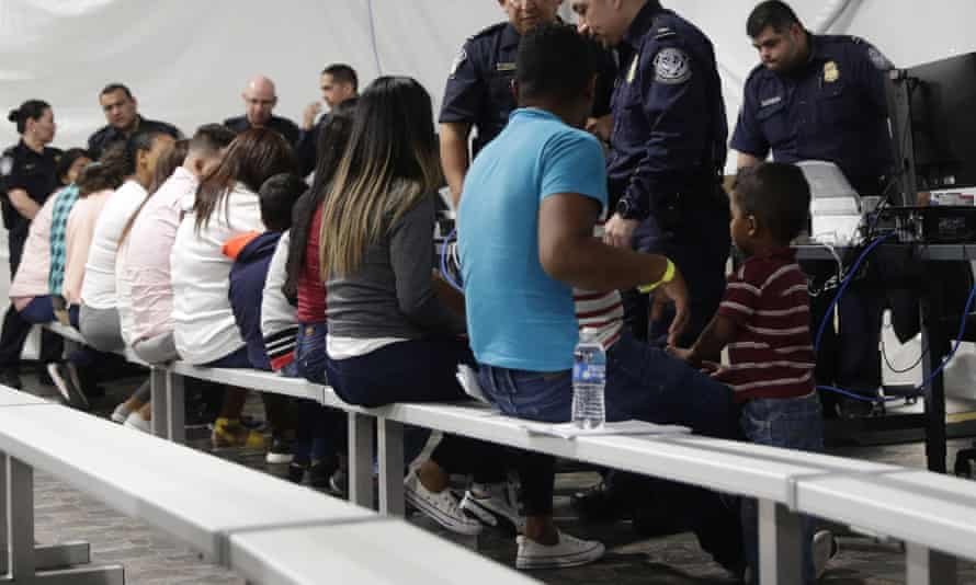 Immigration officials have continued to separate some children from their parents at the border.