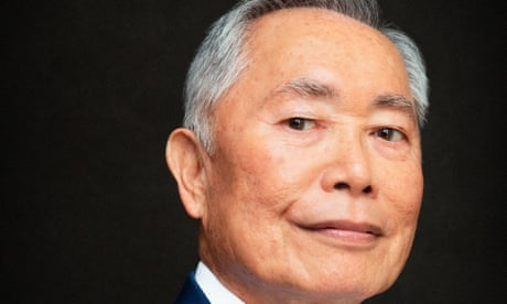 George Takei: 'My dream dinner party? My colleagues from Star Trek, with one exception'