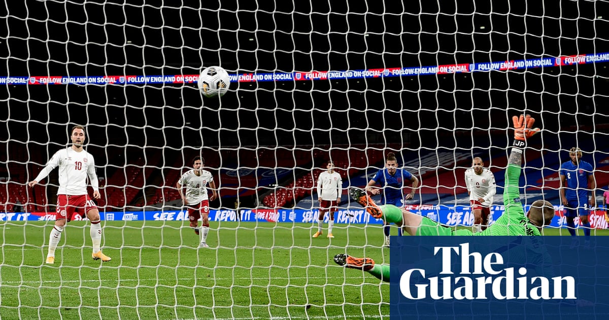 Denmark and Eriksen make England pay for Maguires reckless lunges