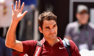 Roger Federer will not be playing at Roland Garros this year.
