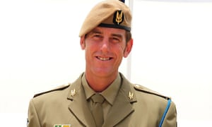 Former special forces soldier Ben Roberts-Smith