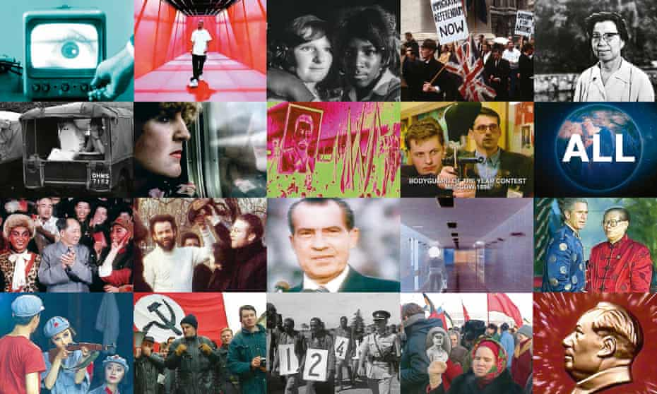 Hypernormal service is resumed … the world of Adam Curtis.