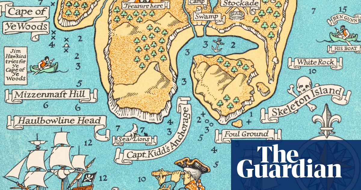 Athas World Map.Wizards Moomins And Pirates The Magic And Mystery Of Literary Maps