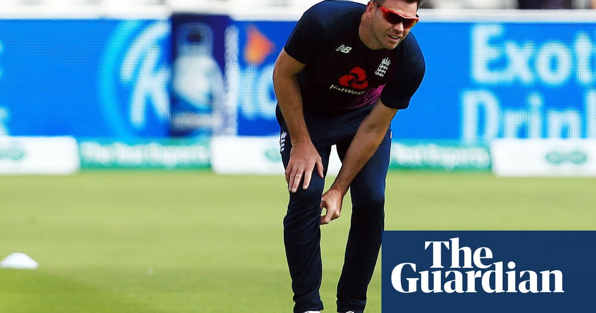 Jimmy Anderson vows to regain full fitness and No 1 Test bowler ranking
