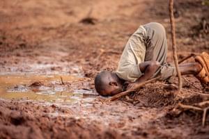 Water Scarcity by Dharshie Wissah, Kakamega, Kenya