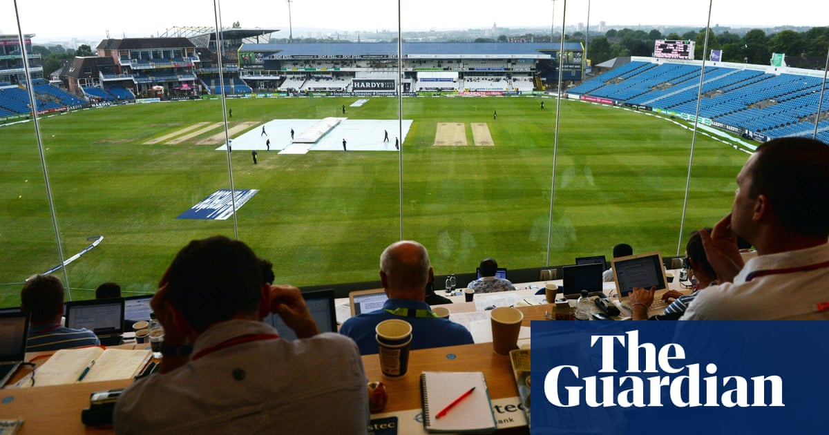 The lack of diversity in cricket journalism holds back the sport