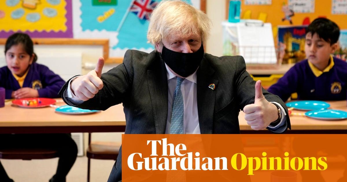 Punishing the young serves Johnson's politics of nostalgia