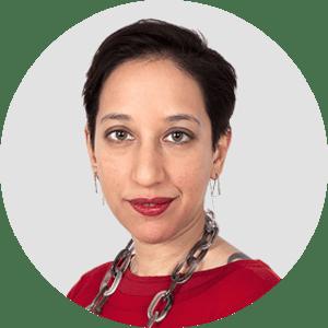 Observer dance critic Bidisha.