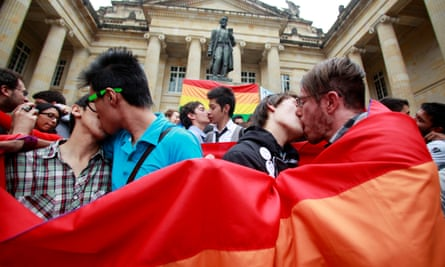 Colombia could become the fourth Latin American nation to fully allow same-sex marriage.