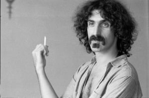 Frank Zappa London 1973