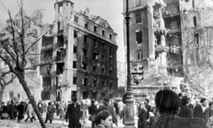 A tragic necessity? … The invasion of Hungary by the USSR in 1956 was backed by the British Communist party
