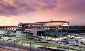 The new Royal Adelaide hospital