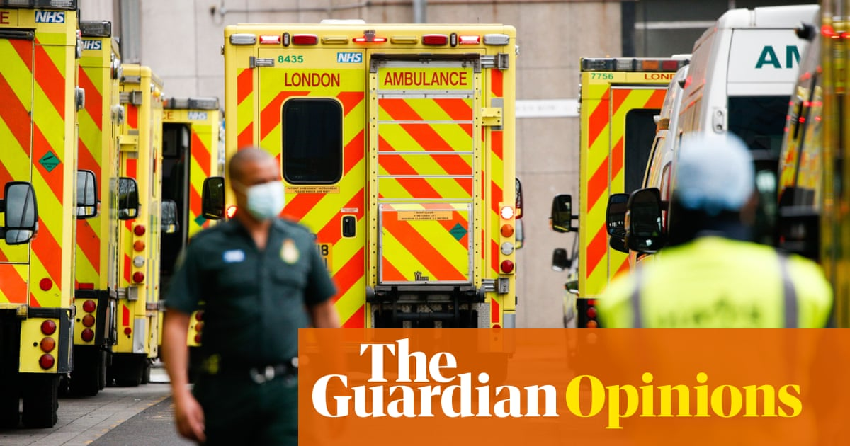 For us NHS paramedics, the rise in calls to Covid cases is ominously familiar
