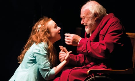 Published king lear critical reviews