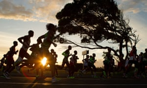 The Two Oceans Ultra in Cape Town, South Africa