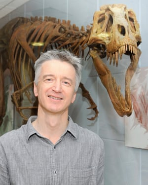 Prof Jan Zalasiewicz