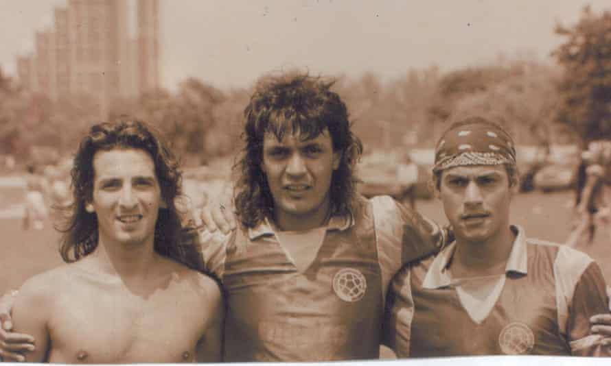 Carlos Kaiser.